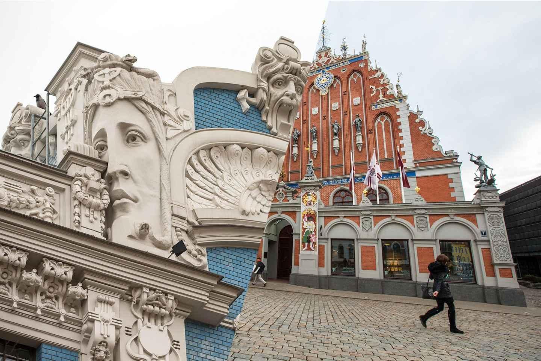 Riga: Jugendstil-Tour durch die Altstadt