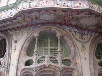Barcelona: Jugendstil- & Gaudí-Tour