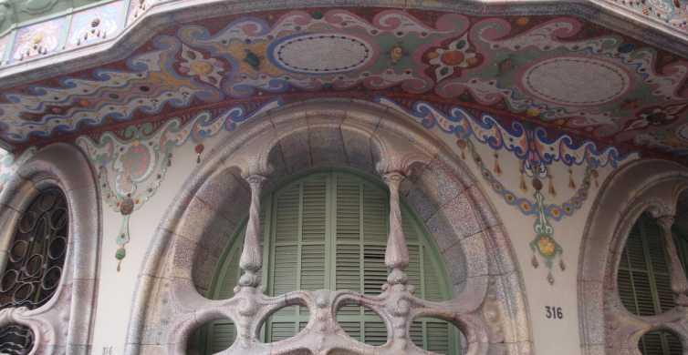 Barcelona: tour art nouveau y Gaudí