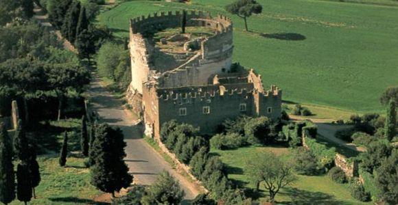 Rome: Appia Antica 3-Hour Electric Bike Tour