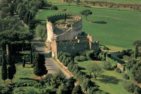 Rome: Appia Antica 3-Hour Electric Bike Tour