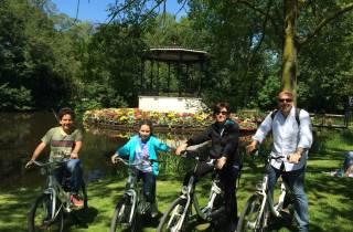 Amsterdam: Private Fahrradtour zu verborgenen Juwelen