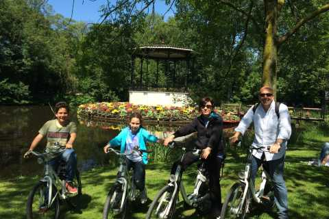 Secret Amsterdam: Hidden Gems Private Bike Tour