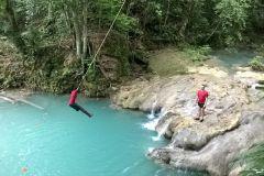 Blue Hole Rainforest Adventure