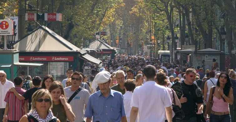 Barcelona Stare Miasto Prywatne 3-godzinny Walking Tour