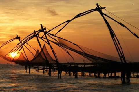 Fort Kochi & Mattanchery 3-Hour Walking Tour