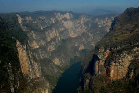 Sumidero National Park Full-Day Trip from San Cristobal