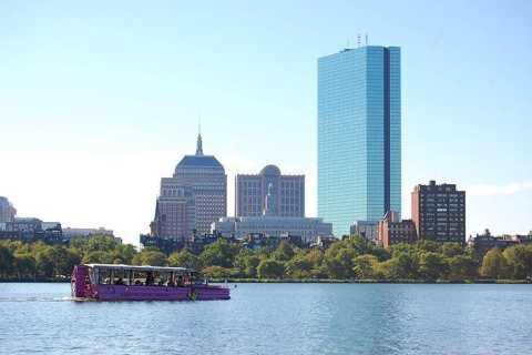 Boston Duck Tour: оригинальный всемирно известный тур