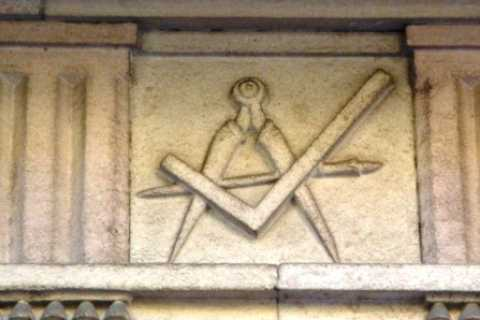Barcelona: In the Footsteps of the Freemasons in German