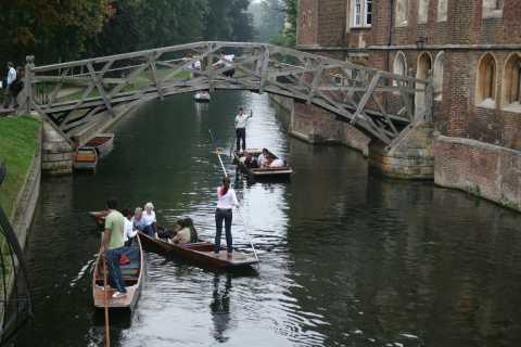 Cambridge et Londres: visite sur les traces des Pink Floyd