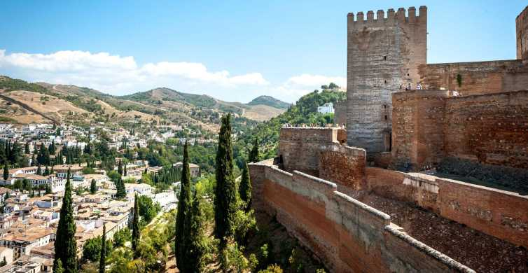 Skip-the-Line: Alhambra & Generalife 3-Hour Guided Tour