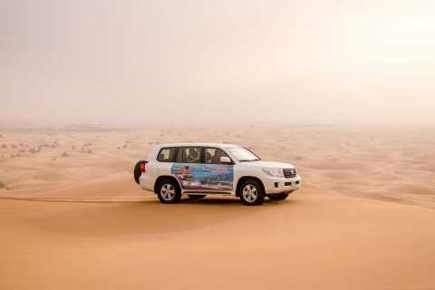 Dubai woestijnsafari met bbq-diner en entertainment