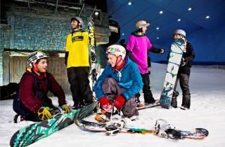 Ski Dubai: Ski-Pass 2 Stunden