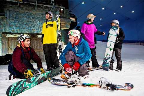 Dubai: 2-Hour Slope Session at Ski Dubai