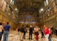 Vatikan: Kleingruppen-Tour zu allen Highlights