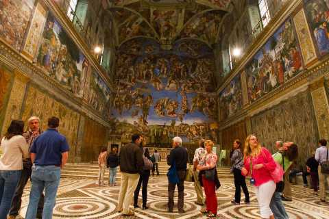 Small Group: The Complete Vatican Tour