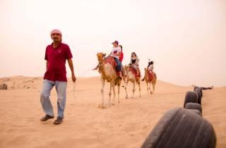 Dubai: Dinner & Show in der Wüste – 5-stündige Tour