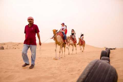 Dubai: diner & traditionele show in de woestijn van 5 uur