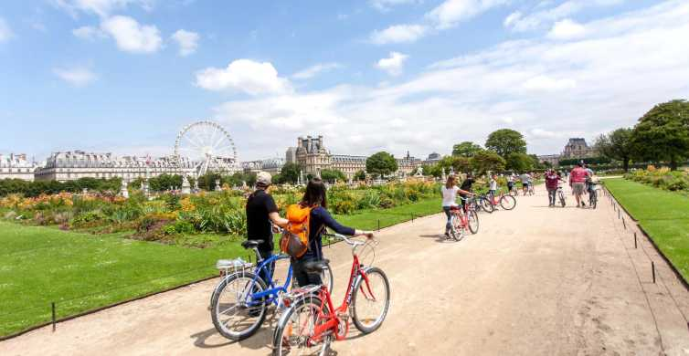 Paris Bike Tour: Eiffel Tower, Place de Concorde & More