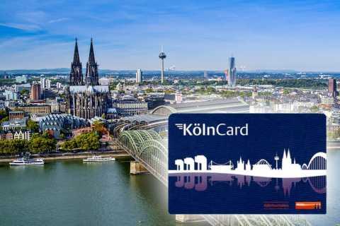 Cologne: découverte de la ville avec la KölnCard