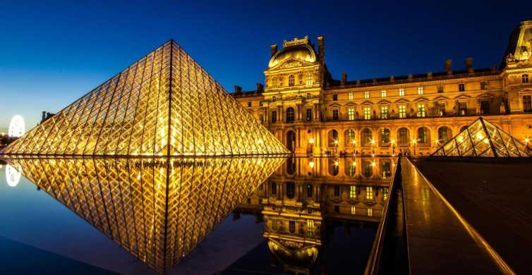 Paris By Night: 3-Hour Guided Bike Tour