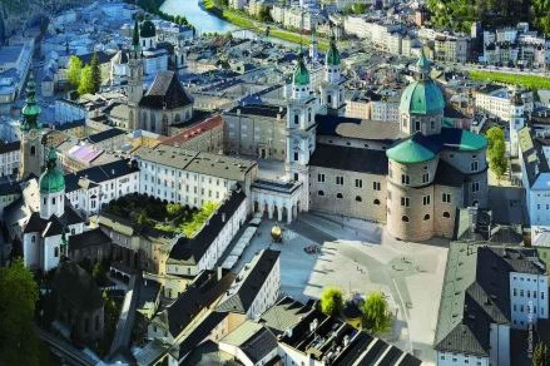 DomQuartier Salzburg: Eintrittskarte und Audioguide