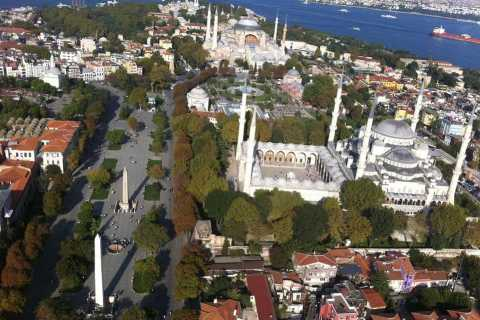 Lonely Planet Experiences: Istanbul Full-Day Tour and Lunch