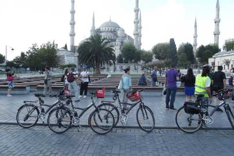 Istanbul 3-Hour Old City Tour by Bicycle
