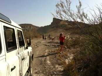 Tabernas, Almeria (Spanien): Wüstentour mit Geländefahrzeug. Foto: GetYourGuide