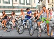 Florenz auf zwei Rädern: Sightseeing-Tour mit E-Bike