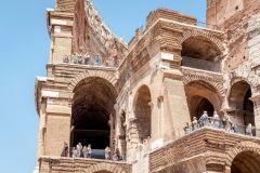 Tour Particular Coliseu, Monte Palatino, Fórum e Navona