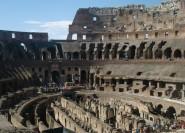 Allein durch Rom: Tagestour ab Civitavecchia
