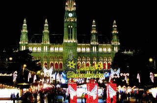 Wien: Weihnachtsmärkte 2,5 Stunden Rundgang
