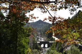 Ab Porto: Kleingruppen-Tagestour zum Gerês-Nationalpark