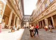 Florenz: Uffizien Führung mit Einlass ohne Anstehen
