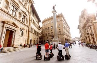 Florenz: Segway Tour