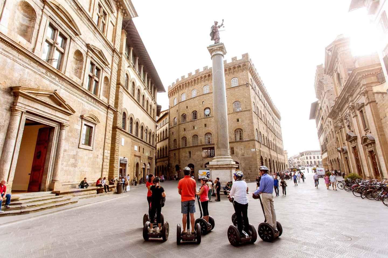 Florenz: Segway-Tour