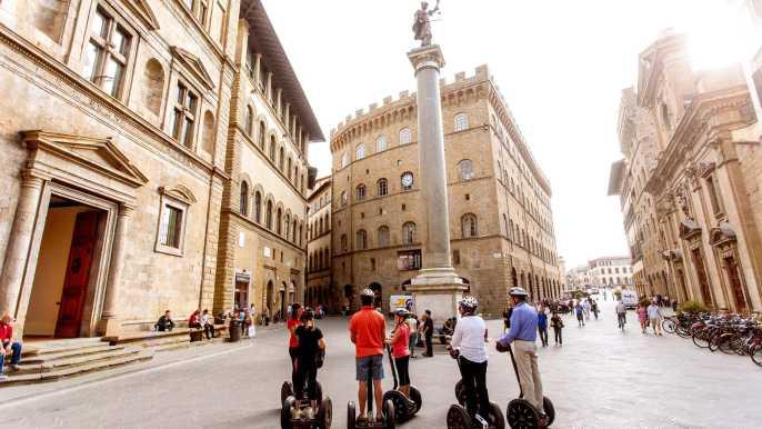 Florencia: tour en Segway