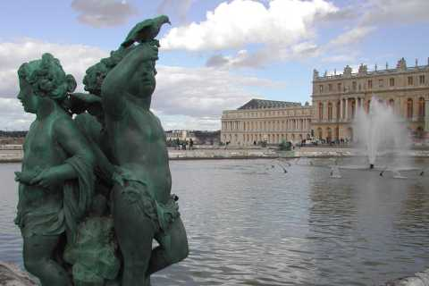Palace of Versailles and Gardens Skip-The-Line Tour