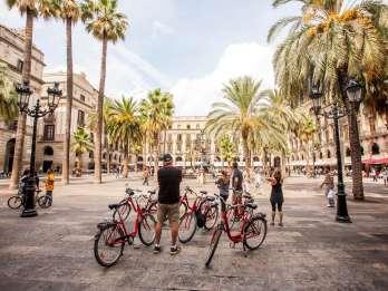 Barcelona: 3-stündige Fahrradtour