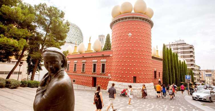 Ab Barcelona: Salvador Dalí - Tagestour in kleiner Gruppe