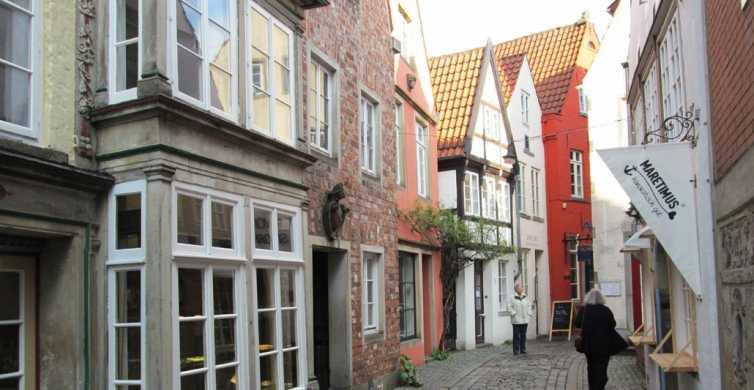 Bremen: Rundgang durch das historische Schnoorviertel
