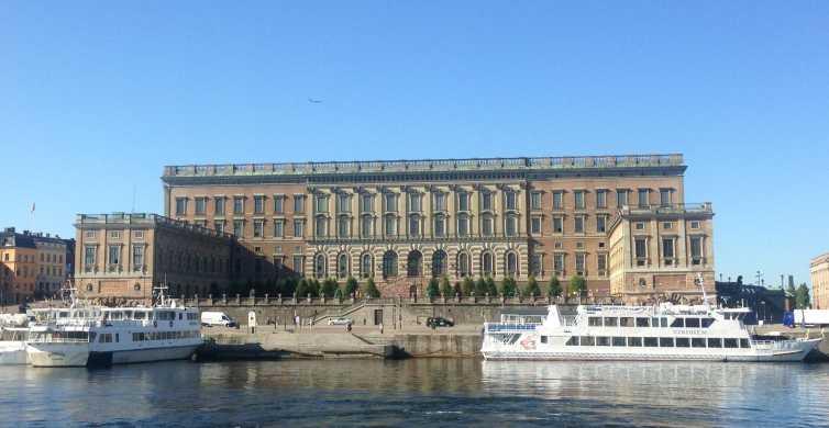 Stockholm: Privater Königlicher Altstadtrundgang