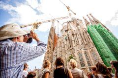 Sagrada Família: Acesso Prioritário e Tour de 90 Minutos