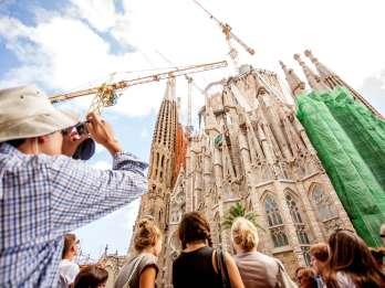 Sagrada Familia: Schnelleinlass & Führung