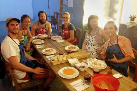 Seville: Spanish Tapas Cooking Class