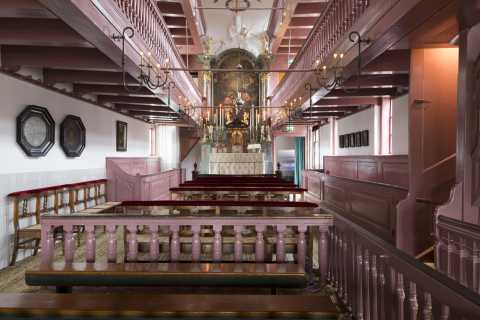 Amsterdam: Our Lord in the Attic Audio Guide Tour