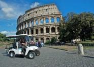 Private Illuminati Tour Rom mit Elektrischem Golfcar