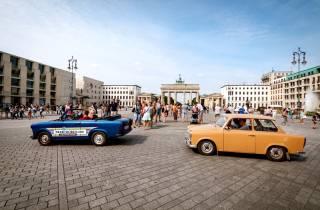 Berlin: 75 Minuten Trabi-Safari durch die Hauptstadt