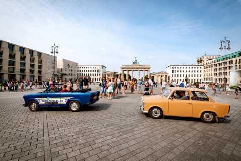 Berlino: giro in Trabant della città di 1 ora e 15 minuti